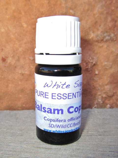 Balsam Copaiba Essential Oil 5 ml