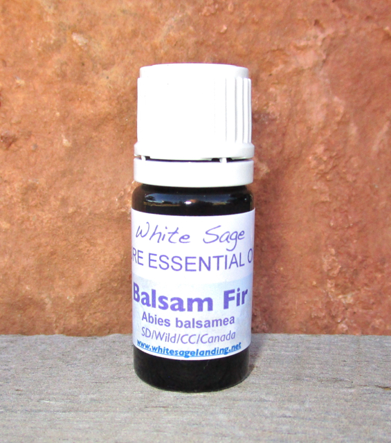 Balsam Fir Essential Oil 5 ml
