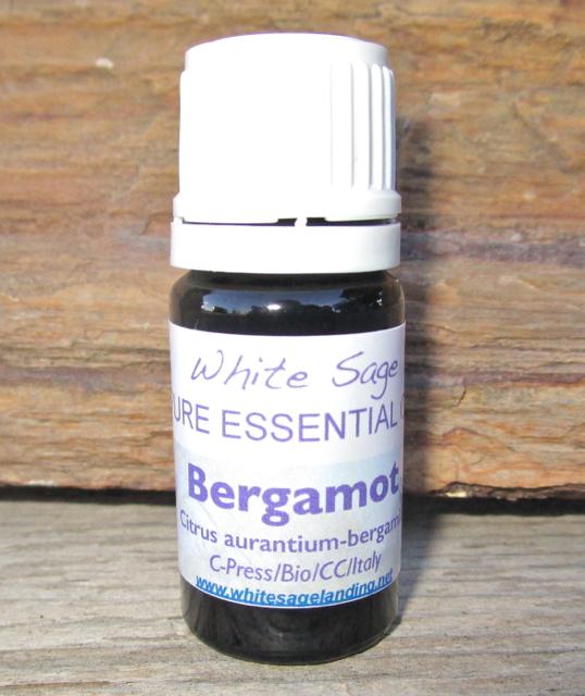 Bergamot Essential Oil 5 ml