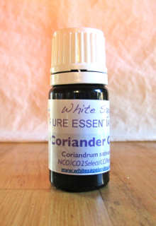 Coriander co2 extract 4