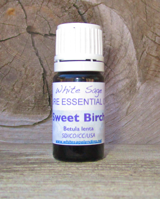 Sweet Birch Essential Oil 5 ml