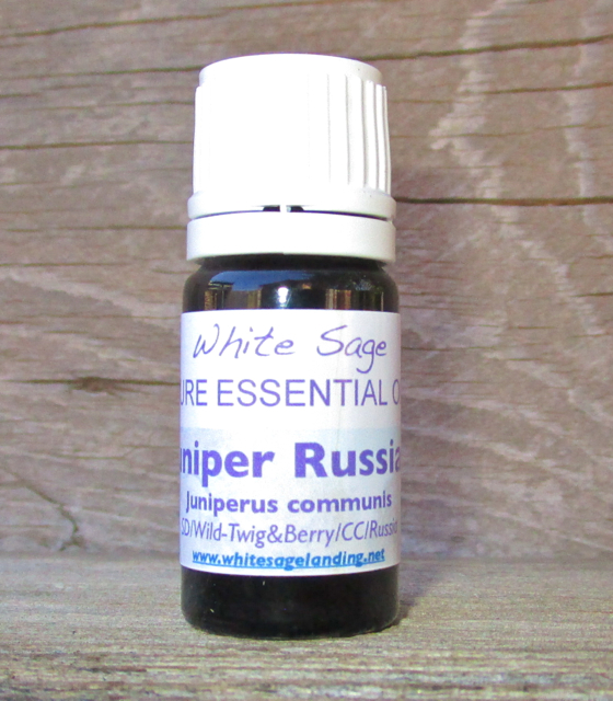 Juniper Essential Oil 5 ml