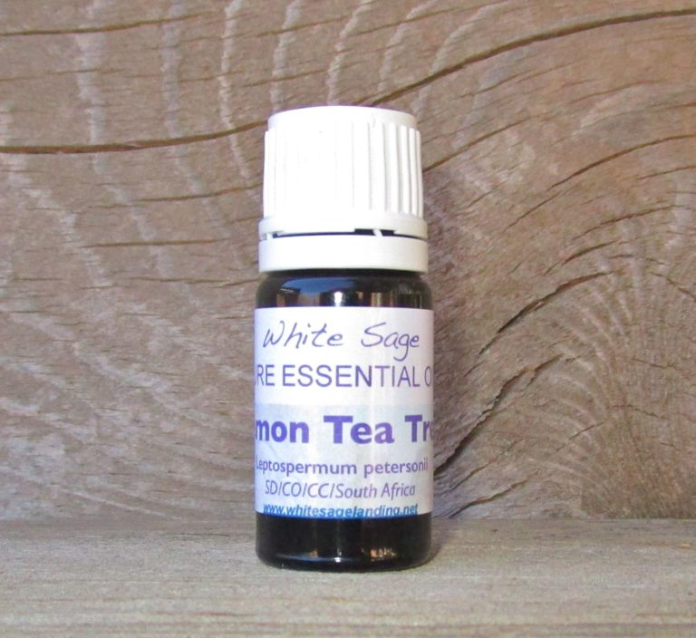 Lemon Tea Tree Essential Oil 5 ml