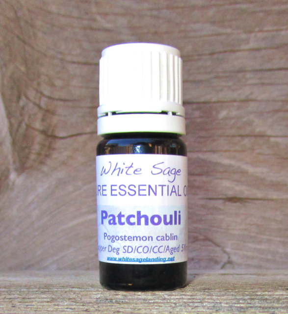 Patchouli Reserv Essential Oil 5 ml