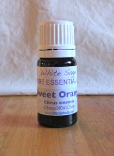 sweet orange essential oil 3