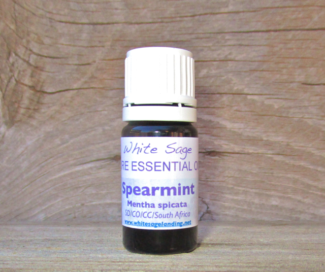 Spearmint Essential Oil 5 ml