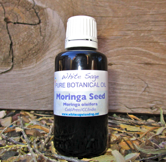 Moringa Seed Botanical Oil 30ml