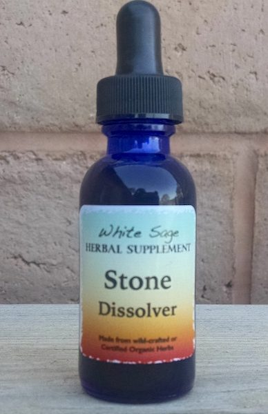 Stone Dissolver-Herbal-Supplement
