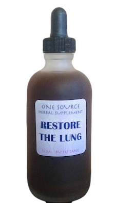 restore the lung