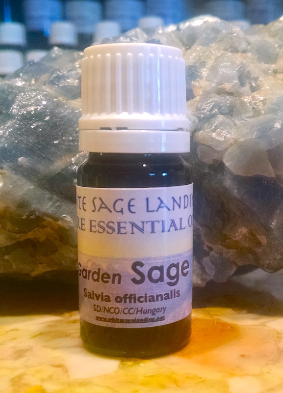 Garden Sage Essential Oil